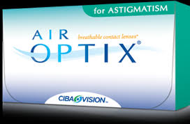 Air Optix for Astigmatism (3 шт)