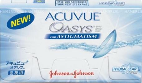 Acuvue for Astigmatizm
