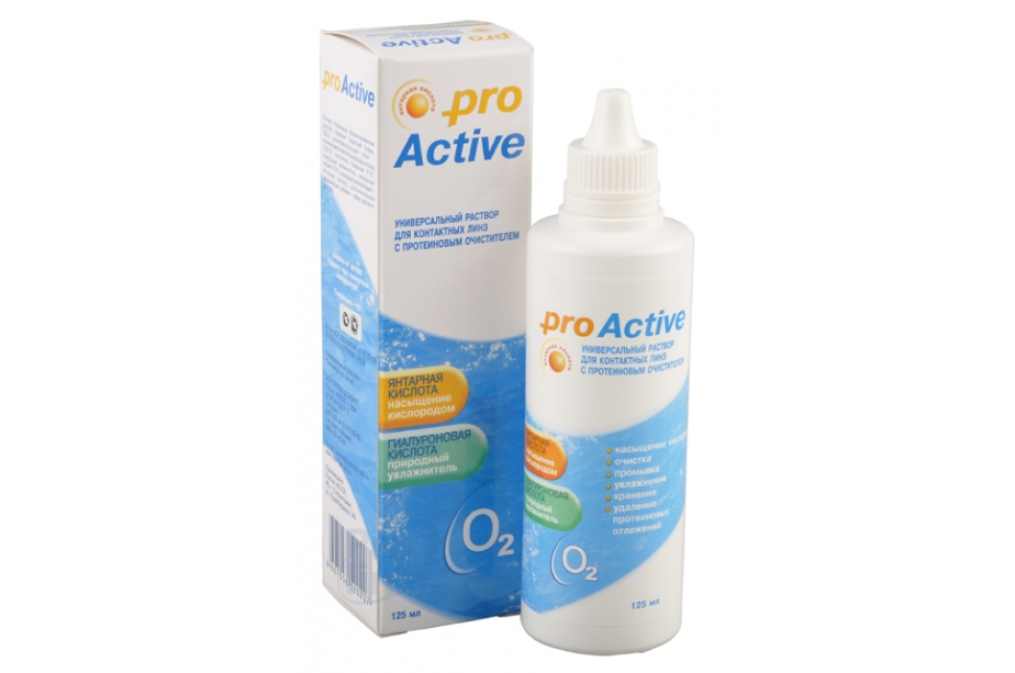 Optimed Pro Active 120 ml