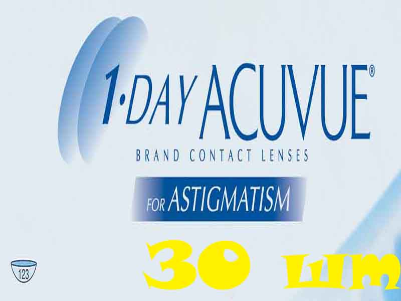 1-Day Acuvue Moist AST (30шт.)