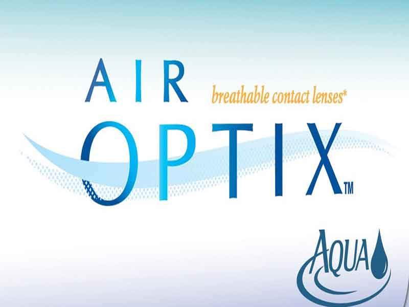 Air Optix Aqua (3 шт.)