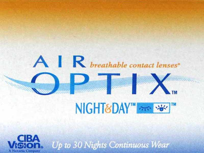Air Optix Night and Day (3 шт.)