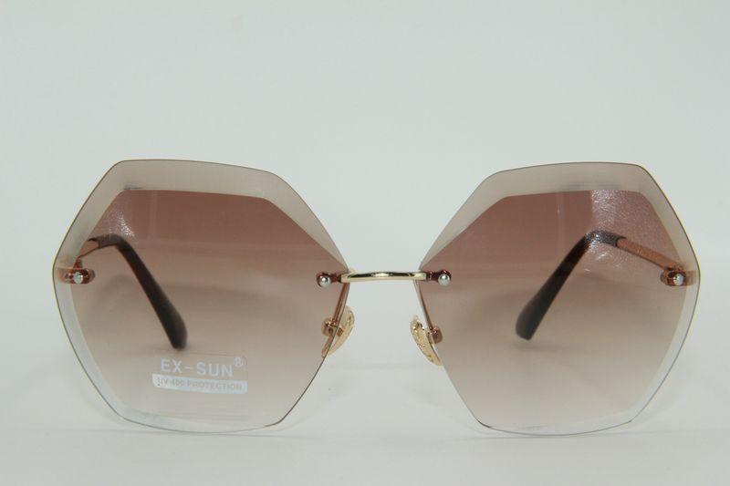 Ex-sun 6851 brown